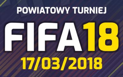Powiatowy Turniej FIFA18