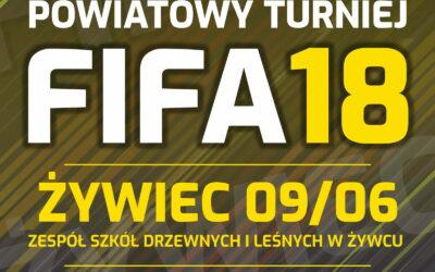 Powiatowy Turniej FIFA18 w Żywcu