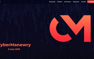 CyberManewry 2019