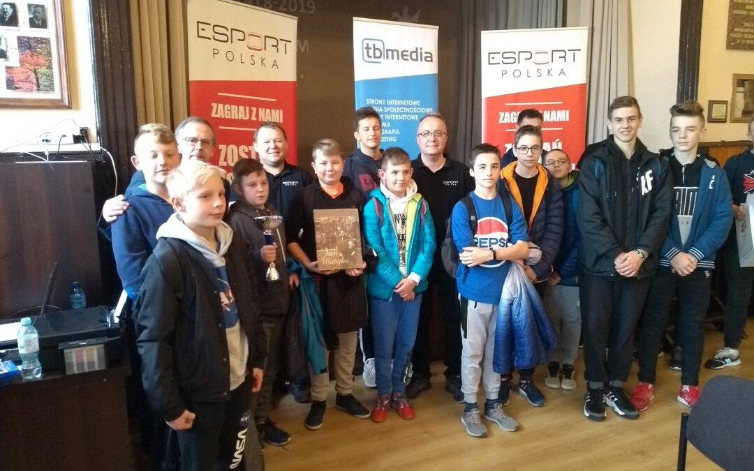 II Esportowe Mistrzostwa Powiatu Żywieckiego FIFA19