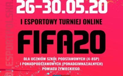 Turniej FIFA20 Online – tabele iwyniki