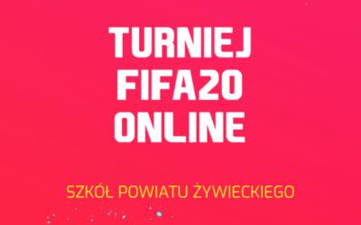Turniej FIFA20 Online szkół powiatu żywieckiego – FINAŁ