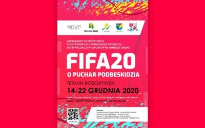 Wręczenie nagród FIFA20 oPuchar Podbeskidzia