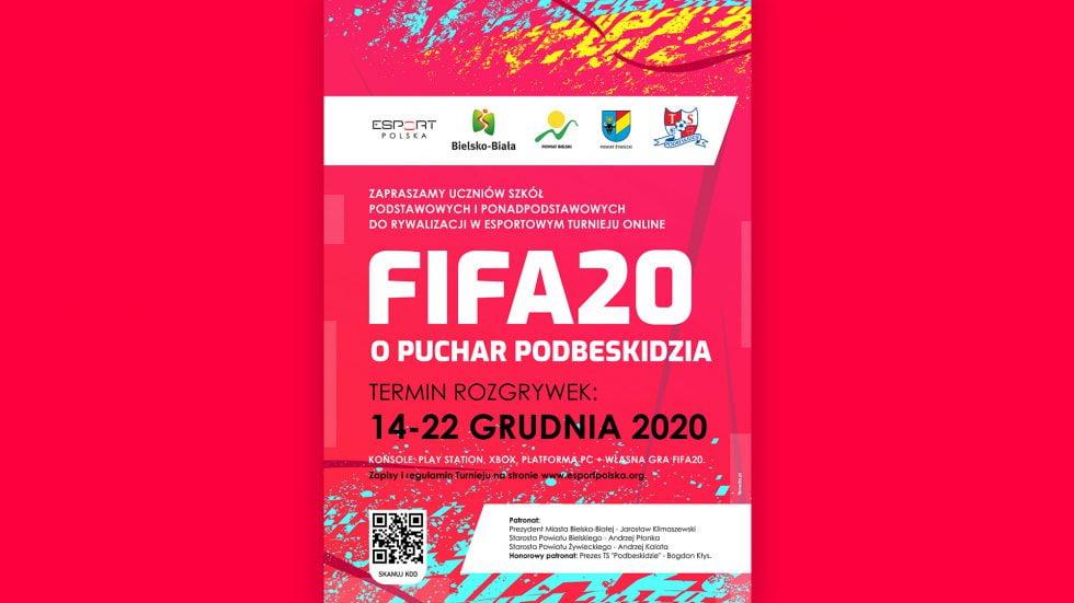 Turniej FIFA20 Online oPuchar Podbeskidzia